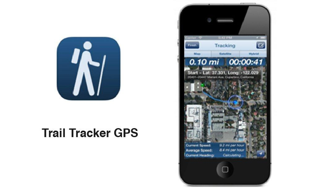 App of the Week: Trail Tracker GPS per non perdersi mai!