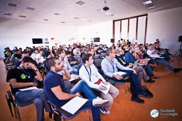Facebook Hacknight: ecco i vincitori della prima edizione italiana