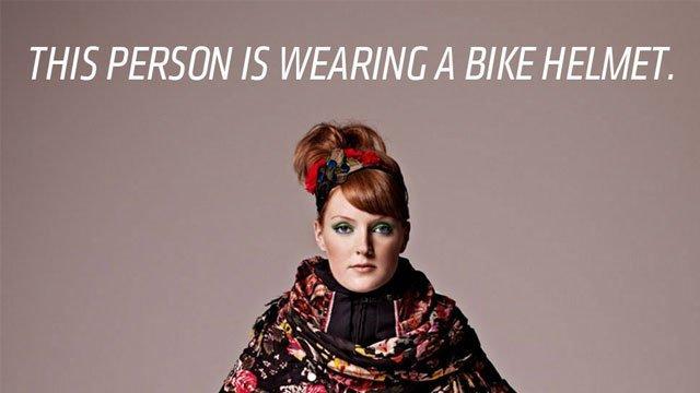 Hövding Helmet: il caschetto da bici diventa invisibile