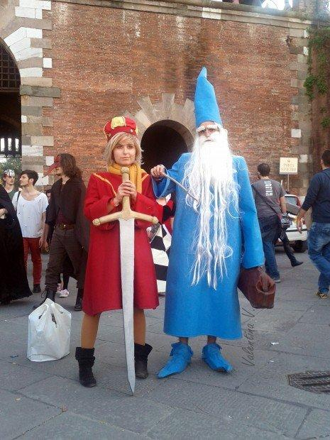 Lucca comics and games 2013
