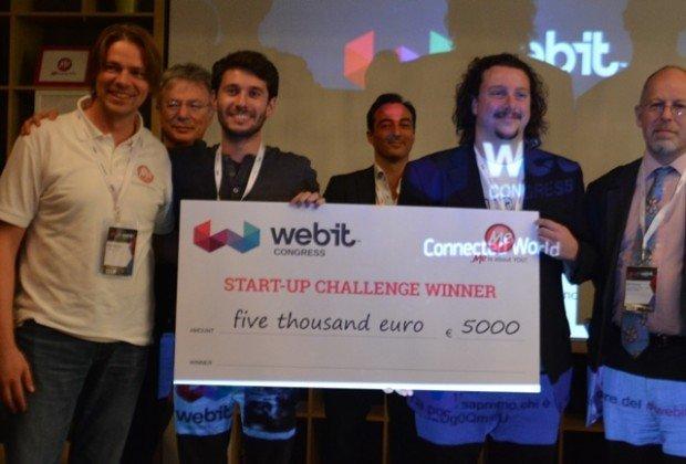 La torinese INTOINO vince la Global Startup Challange al Webit di Istanbul
