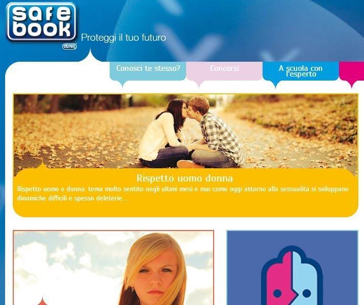 SafeBook by Durex: il progetto per le scuole che punta alla protezione dell'identità digitale