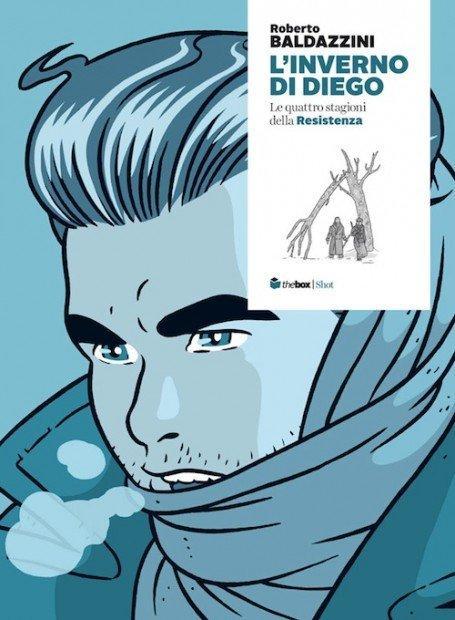 Salerno Comicon 2013 L'inverno di Diego