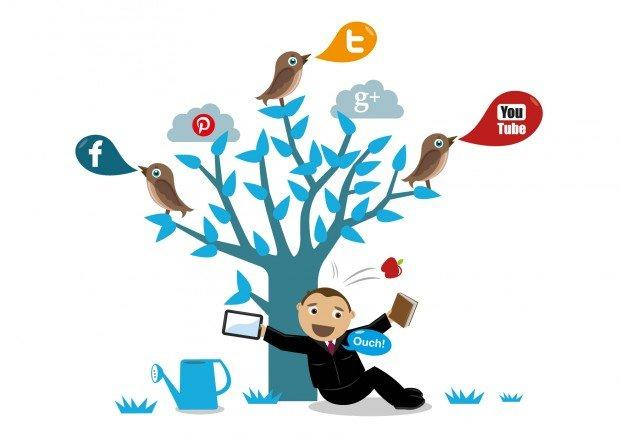 6 statistiche sui social media che vi stupiranno
