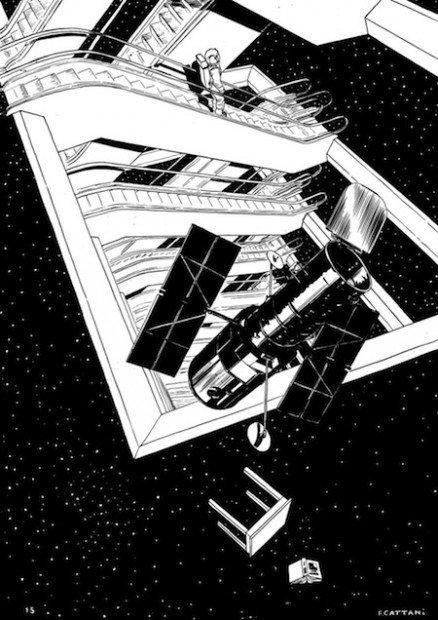 Top 10 fumetti e illustrazioni: i migliori creativi della settimana Francesco Cattani