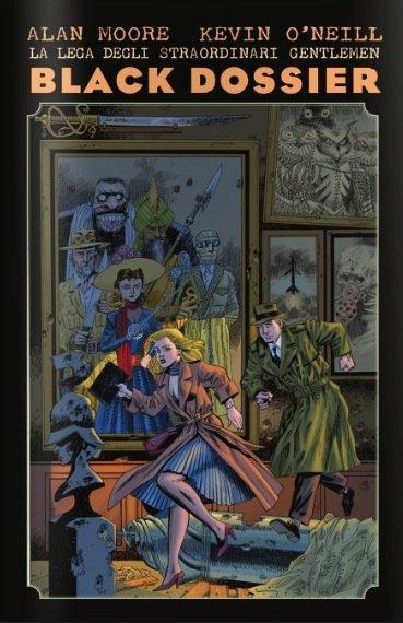 Top 10 fumetti e illustrazioni: i migliori creativi della settimana Moore, O'Neill