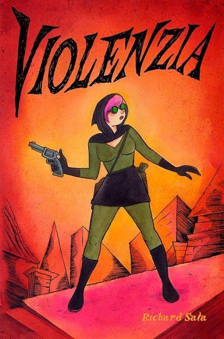 Top 10 fumetti e illustrazioni: i migliori creativi della settimana Richard Sala