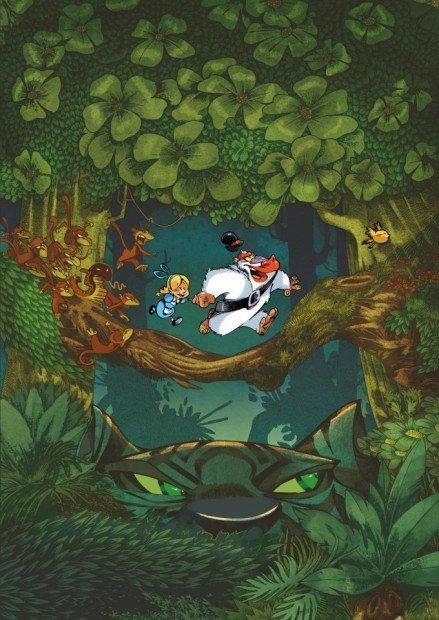 Top 10 fumetti e illustrazioni: i migliori creativi della settimana Keramidas