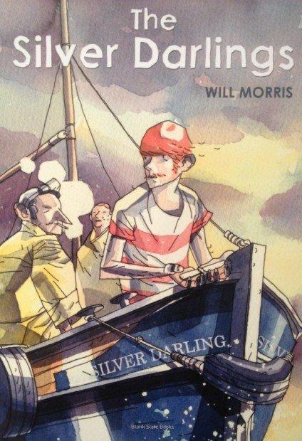 Top 10 fumetti e illustrazioni: i migliori creativi della settimana Silver Darlings Will Morris