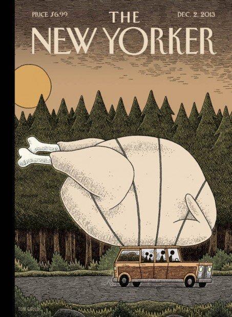Top 10 fumetti e illustrazioni: i migliori creativi della settimana Tom Gauld