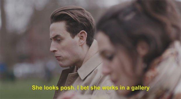 A Lunch Break Romance, una storia romantica senza parole [VIDEO]