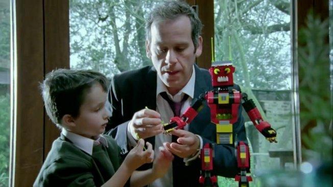Christmas is coming e Lego punta sul rapporto padre-figlio
