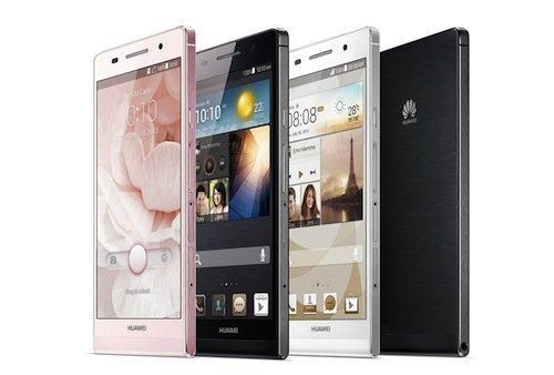 I migliori smartphone Android - Huawei Ascend P6