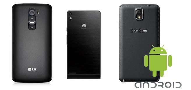 I migliori smartphone Android [SECONDA PARTE]