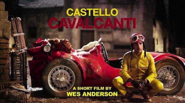 Castello Cavalcanti, il corto per Prada firmato da Wes Anderson [VIDEO]