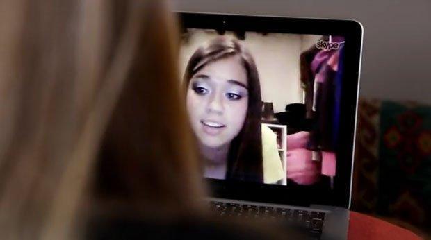 Skype: la tecnologia punta ancora tutto sulle emozioni [VIDEO]