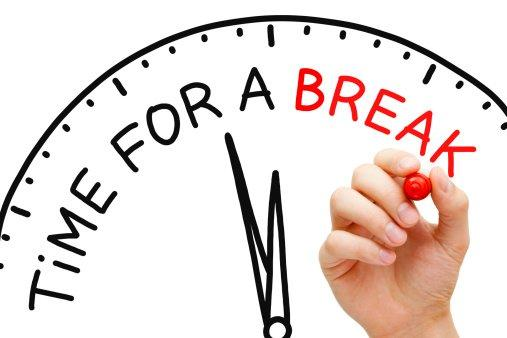 Dedicare 20% del tempo alle pause aumenta la produttività sul lavoro