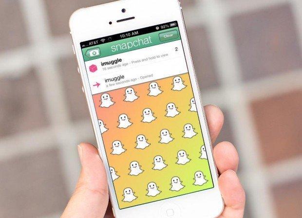 4 lezioni di User experience design da imparare da Snapchat
