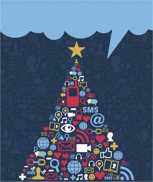 Il 2013 visto dai social media