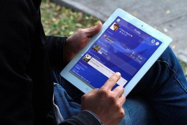 playstation 4 app