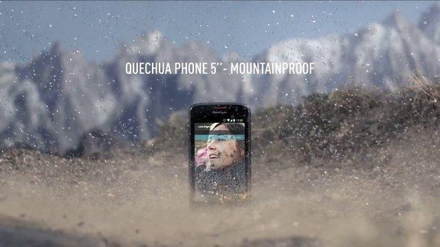 Quechua Phone 5: anche Decathlon ha il suo smartphone