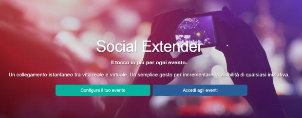 Social Extender: quando l'esperienza social si amplia [CASE HISTORY]