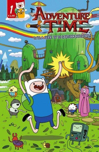 Top 10 fumetti e illustrazioni i migliori creativi del 2013 Adventure Time