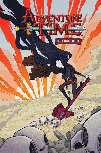 Top 10 fumetti e illustrazioni: i migliori creativi della settimana Adventure Time Kate Leth ZacK Sterling