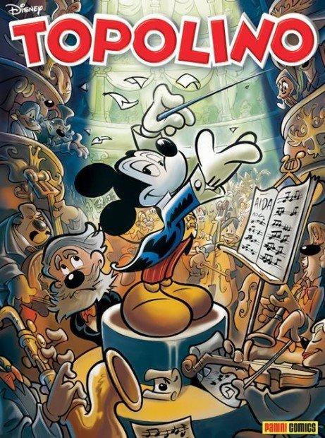 Top 10 fumetti e illustrazioni: i migliori creativi della settimana topolino