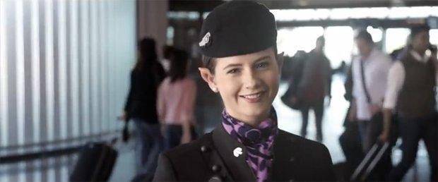 Air New Zealand, la compagnia aerea ancora in versione hobbit [VIDEO]