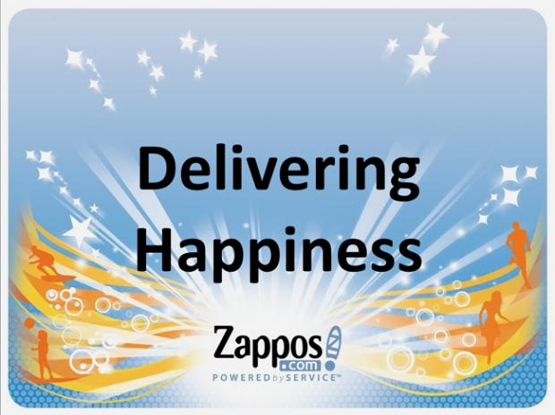 Con Zappos viaggiare non è mai stato così divertente