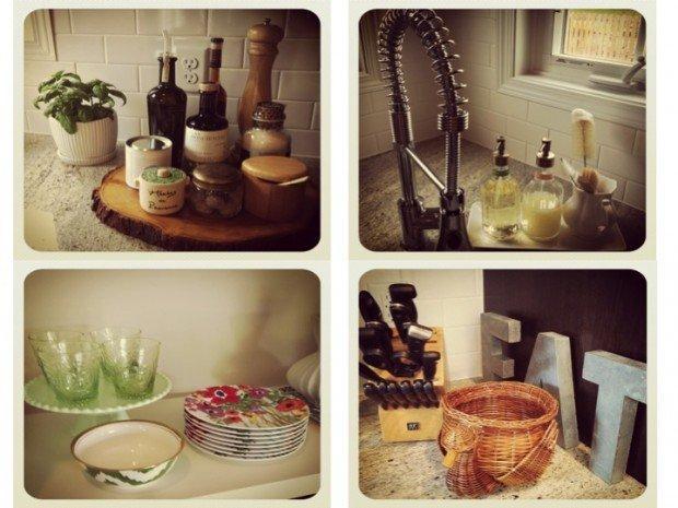 La casa dei social network: Instagram è una cucina