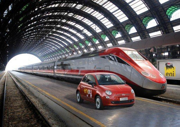 Debutta a Milano Enjoy, il car sharing targato Eni