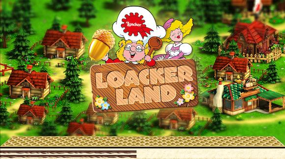 LoackerLand: l'app di Loacker che fa giocare tutta la famiglia!