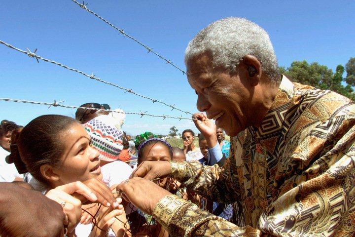 Nelson Mandela: insegnamenti di un leader