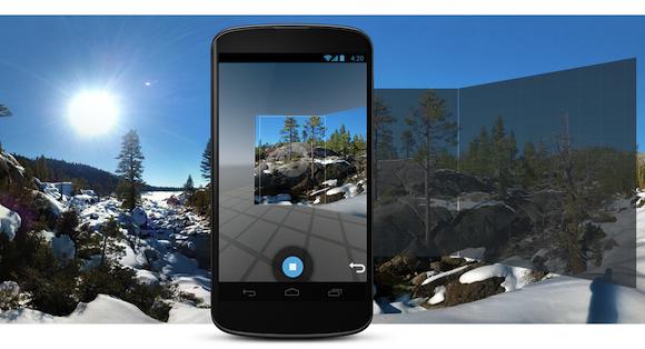 Con Photo Sphere condividi il mondo intorno a te su Google Maps
