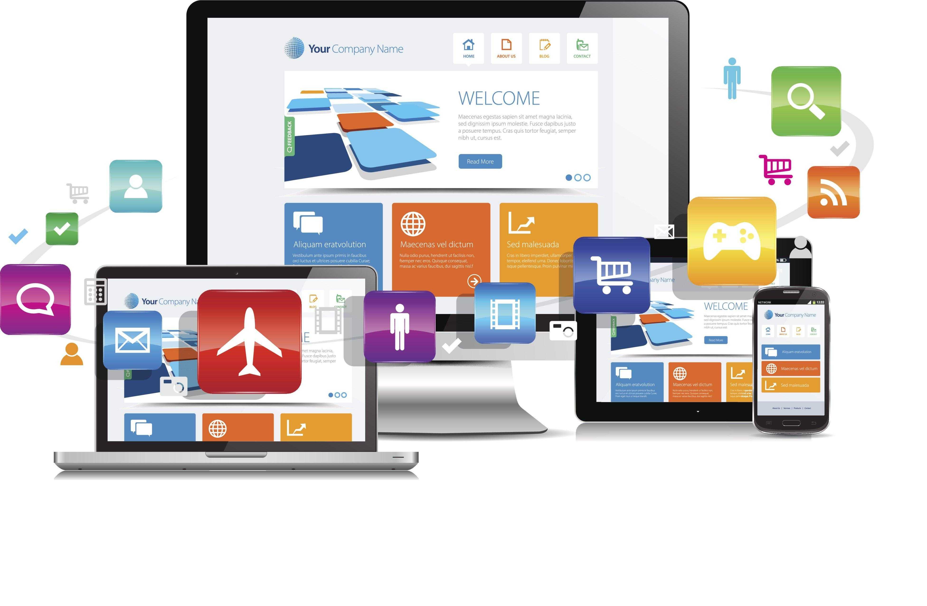 Responsive design: adattare il sito allo schermo e all'utente