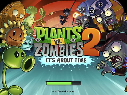 palnts vs zombies