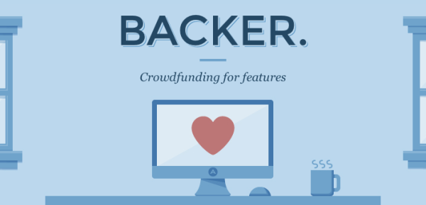 Nasce Backer la piattaforma crowdfunding dedicata al software