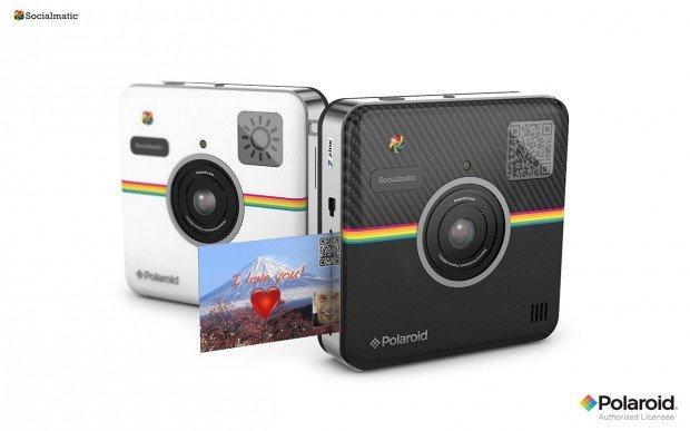 CES2014: la Socialmatic di Polaroid diventa realtà