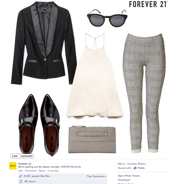 Come migliorare la presenza di un fashion brand sui social network_5