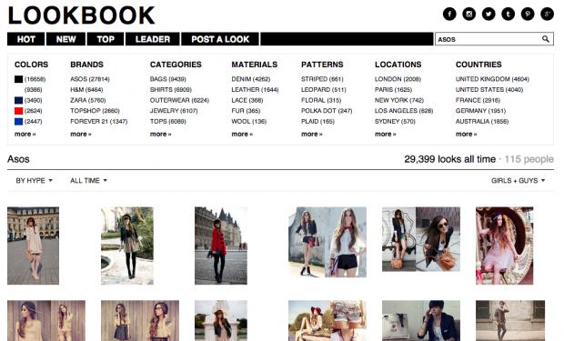 Come migliorare la presenza di un fashion brand sui social network_2