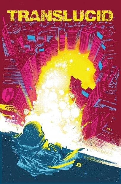 Top 10 fumetti e illustrazioni- i migliori creativi della settimana BOOM Translucid