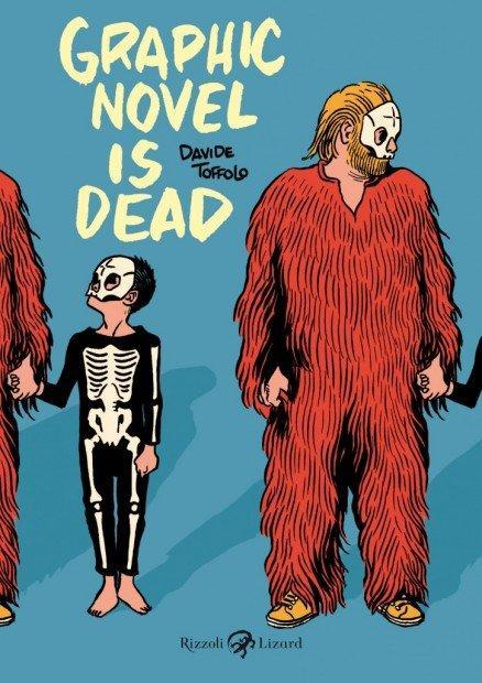 Top 10 fumetti e illustrazioni- i migliori creativi della settimana Davide Toffolo