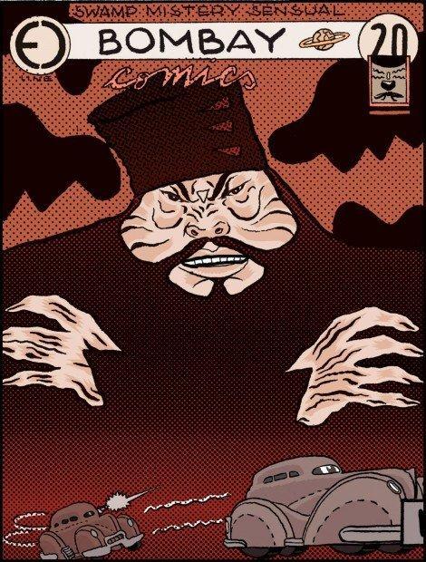 Top 10 fumetti e illustrazioni- i migliori creativi della settimana Igort
