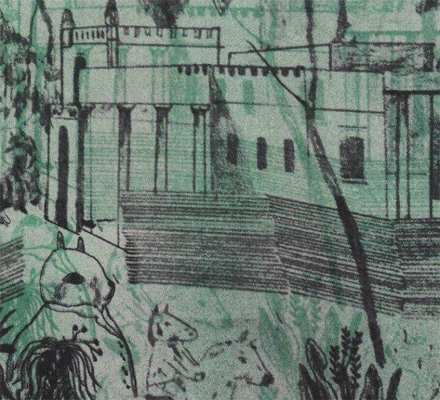 Top 10 fumetti e illustrazioni- i migliori creativi della settimana Mari Kanstand Johnsen