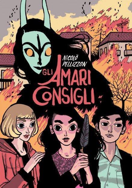 Top 10 fumetti e illustrazioni- i migliori creativi della settimana Nicolò Pellizzon