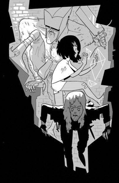 Top 10 fumetti e illustrazioni- i migliori creativi della settimana Ratigher
