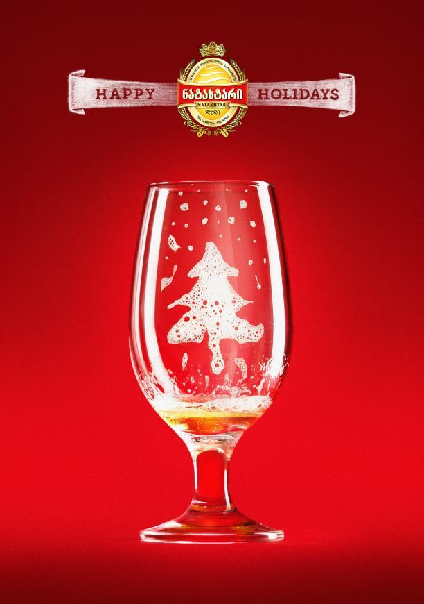 I migliori annunci stampa delle festività natalizie 2013
