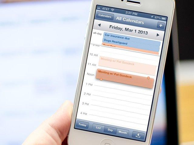 iPhone e Google: Sincronizza email, chat, calendario, rubrica con iOS